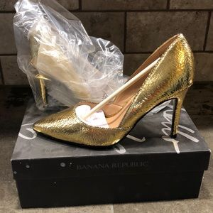 Banana republic size 7 NWT